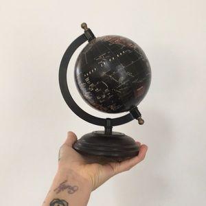 90s Vintage Globe